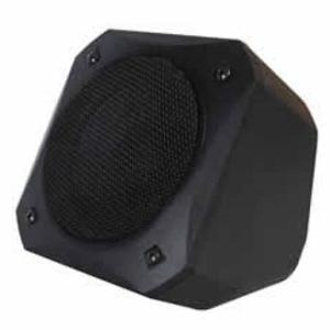 30W - 4O Dualcone Pod Loudspeaker in an Angled Box