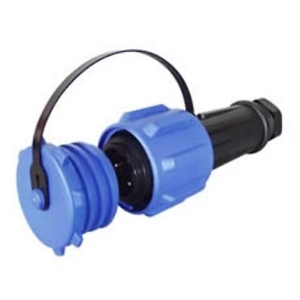 2, 3, 4 and 7 Pin Plugs - 32A