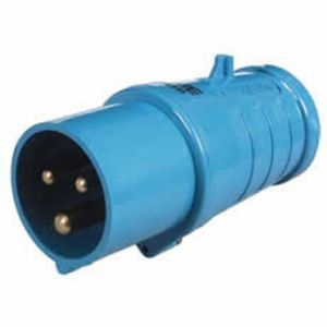 16A Plug for Outdoor Use - 230V