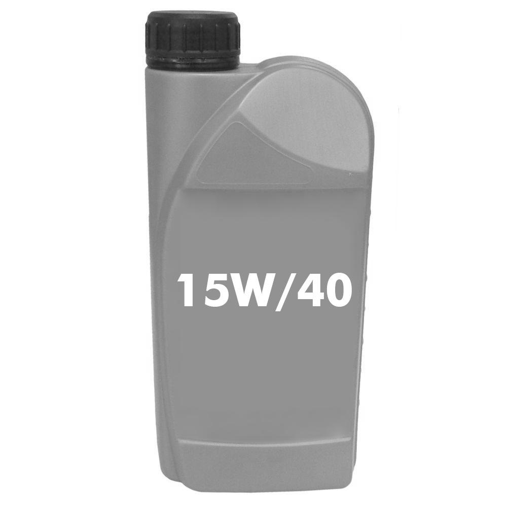 15W/40 Engine Oils