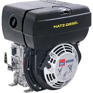 Hatz 1B30 Parts