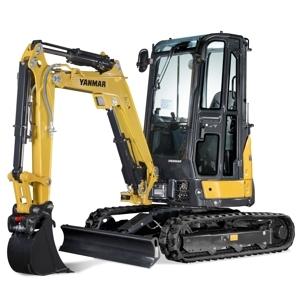 Yanmar B12-3 Mini Excavator Parts