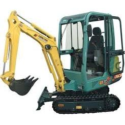Yanmar B15.3 Mini Excavator Parts