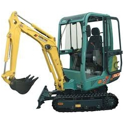 Yanmar B18 Mini Excavator Parts