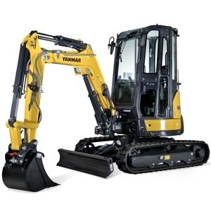Yanmar B22.2 Mini Excavator Parts