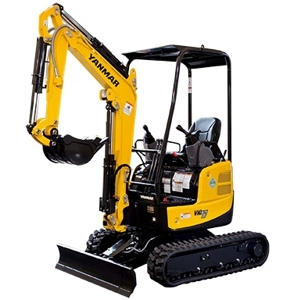 Yanmar B30V Mini Excavator Parts