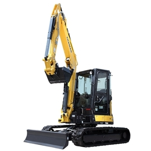 Yanmar B37V Mini Excavator Parts