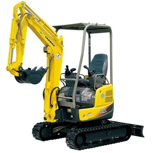 Yanmar B50V Mini Excavator Parts