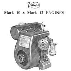 Villiers C25 Engine Parts