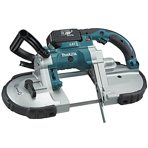 Makita Cordless Portable Band Saw Parts