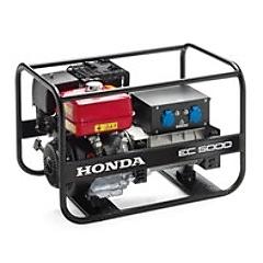 Honda EC5000 Generator Parts