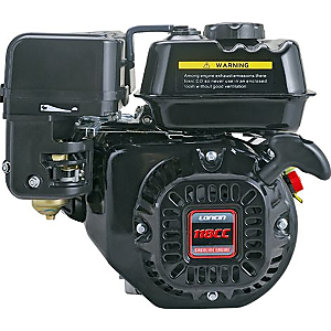 Loncin G120F R Shaft (118cc, 3.5hp) Engine Parts