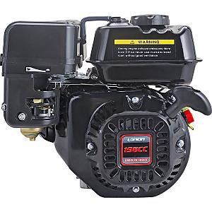 Loncin G200F R Shaft (196cc, 5.5hp) Engine Parts