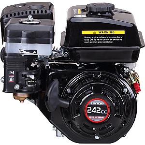 Loncin G240F C Shaft (242cc, 7hp) Engine Parts