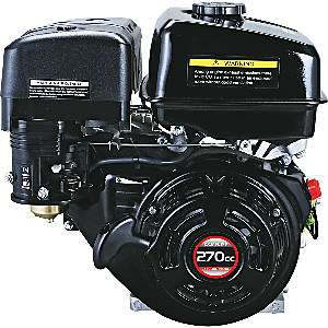 Loncin G270F B Shaft (270cc, 8hp) Engine Parts