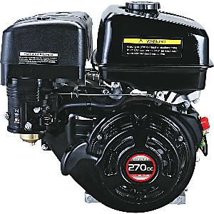 Loncin G270F C Shaft (270cc, 8hp) Engine Parts