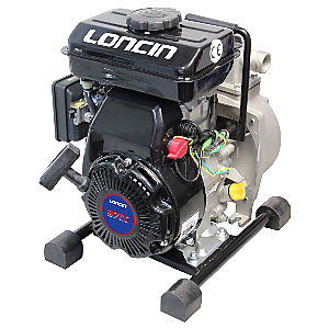 Loncin Petrol Driven Water Pumps