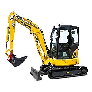 Mini Excavator Parts