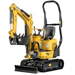 Yanmar SV08 Mini Excavator Parts