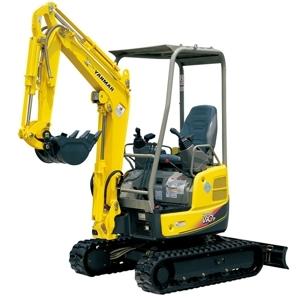 Yanmar VIO15-2 Mini Excavator Parts