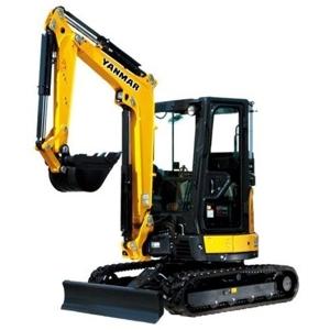 Yanmar VIO30 Mini Excavator Parts