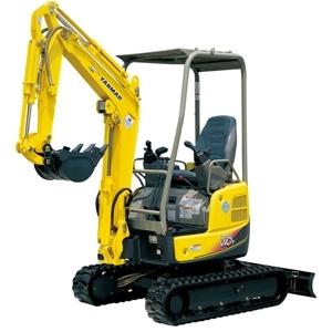 Yanmar VIO45 Mini Excavator Parts