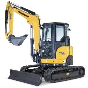 Yanmar VIO50 Mini Excavator Parts