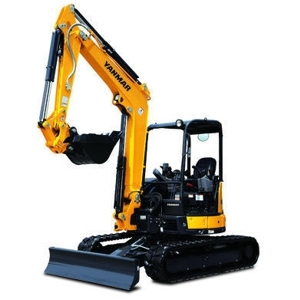 Yanmar VIO55 Mini Excavator Parts