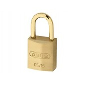 65MB Series Brass Padlocks Brass Shackle