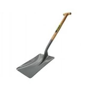 Open Socket Shovels Square T Handle