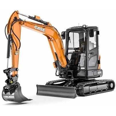Case Mini Excavator Parts