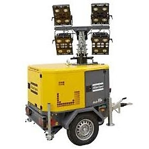 Atlas Copco HiLight H2 H3 H4 H5+ Lighting Tower