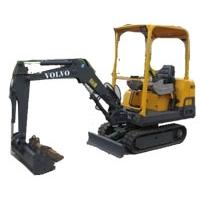 Volvo EC14 Mini Excavator Parts
