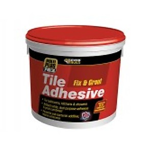 Tile & Grout Adhesives