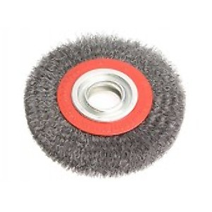 Crimped Wire Brushes for Bench Grinders
