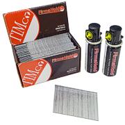 Nail Gun Nails & Fuel Cells
