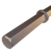 "1"" (25mm) Hex Shank Breaker Steels"