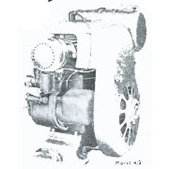 JAP 4/3 Engine Parts
