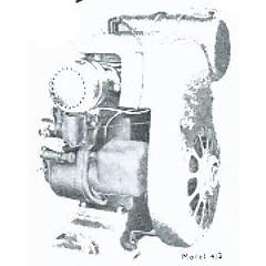 JAP 6 Engine Parts