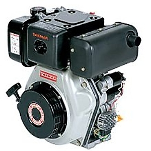 Yanmar L100N Engine Parts