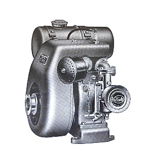 Villiers MK10 Engine Parts