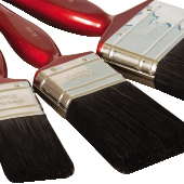 Files & Paint Brushes