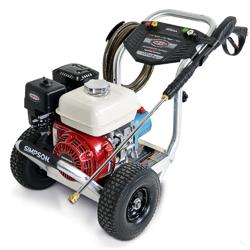 Vacuuming & Pressure Washing
