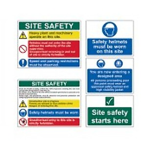 Signs: Hazard Warning Large