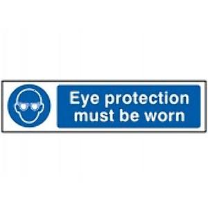 Signs: Mandatory Small