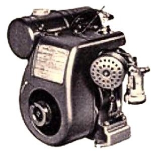 Vintage Engine Parts