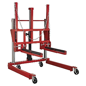 Wheel Removal Trolleys