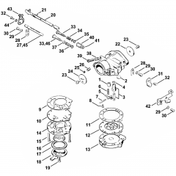 Details about  /Stihl OEM Annular Buffer TS 350 360 TS350 TS360 4201-790-9900 #TM-3K6