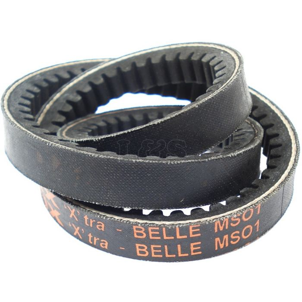 Belle Cement Concrete Mixer MS01 Drive Belt Minimix 150 Spares Parts Electric