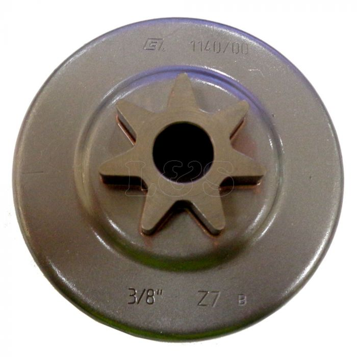 "1140 640 2000 OEM Stihl MS391 Chain sprocket 3//8/"" 7Z  kit"